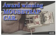 Mousetrap Car Image
