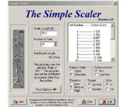 The Simple Scaler II email Image
