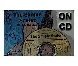Simple Scaler II CD-ROM Image