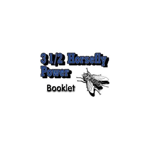 Poppet Valve Steam Engine Booklet
