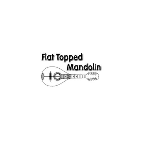 Flat Top Mandolin Drawings