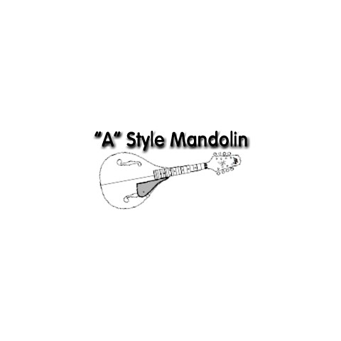 A Style Mandolin Drawings