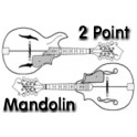 Two-Point Mandolin Drawings