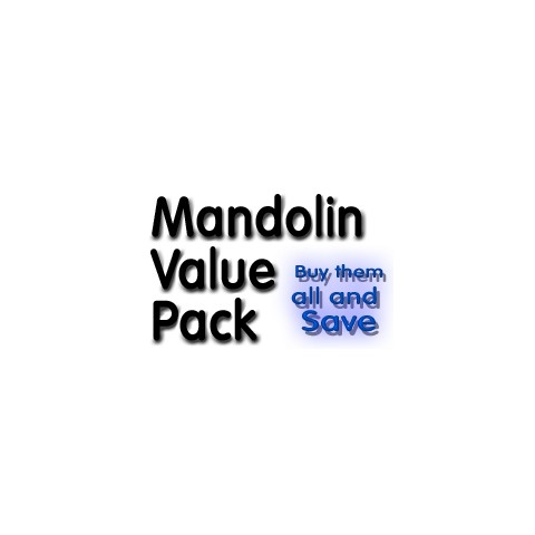 Mandolin Value Pack